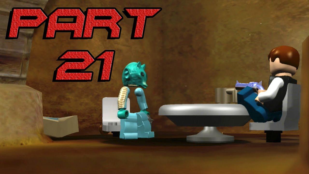 Lego Star Wars: Die komplette Saga – Part 21 – Mos Eisley-Raumhafen