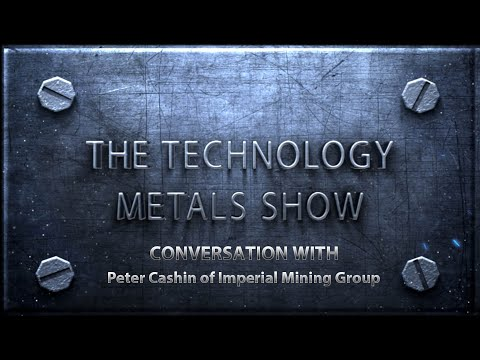 Jack Lifton and Peter Cashin talk about the scandium market  ... Thumbnail