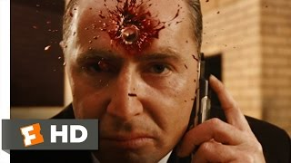 Wanted 1/11 Movie CLIP  Cross Kills Mr X 2008 HD