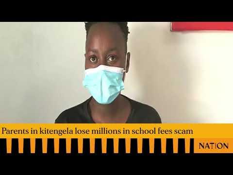 Parents in Kitengela lose millions in school fees scam
