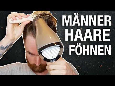 Wie man auf das Haar das Klettenwurzelöl oft auftragen kann