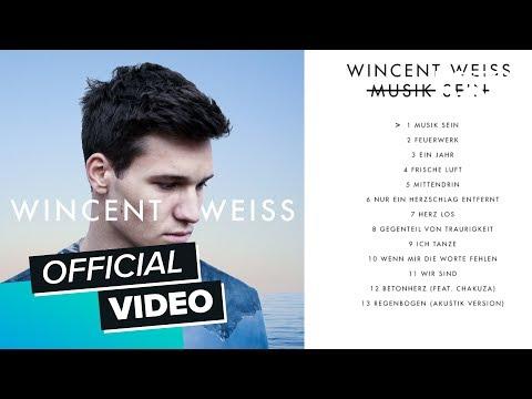 Wincent Weiss - Irgendwas gegen die Stille (Albumplayer)