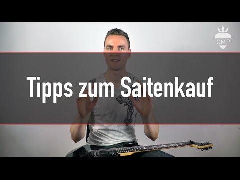E-Gitarre Saiten Kaufen - Wie Du Die Für Dich Perfekten Findest | Guitar Master Plan