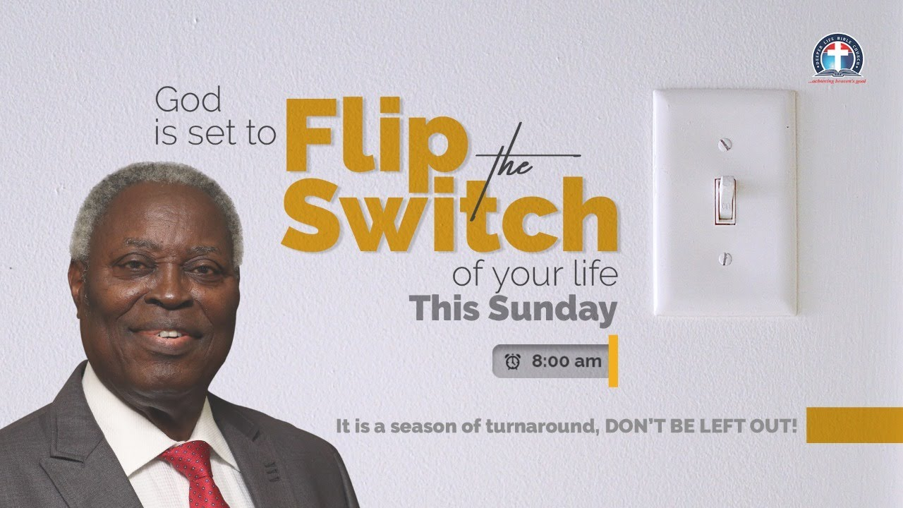Deeper Life Live Sunday Service 21 June 2020
