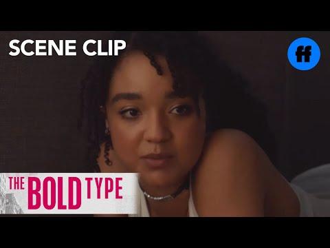 The Bold Type | Season 1, Episode 9: #Kadena Talk Adventure In Fort | Freeform