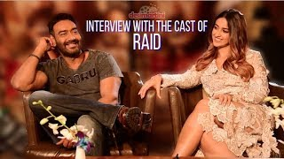 Interaction with the cast of Raid | Ajay Devgn | Ileana D'Cruz |