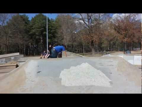 Tyler Texas Skatepark TSC