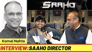 Whether the film is Telugu or Hindi, Prabhas is an actor: 'Saaho' writer-director Sujeeth