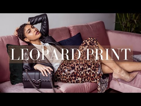 Download WAYS TO WEAR LEOPARD PRINT | Samio HD Mp4 3GP Video and MP3
