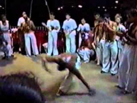 RODA APRESENTAÇÃO EM LAJEADO-RS 1997 UBIRATAN QUINTANILHA