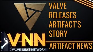 Valve Releases Artifact's Backstory