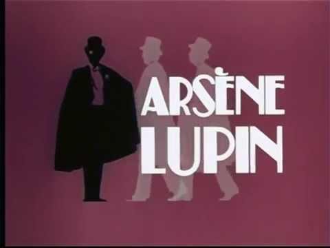 dvd arsene lupin : la serie originale avec Goerges Descrieres