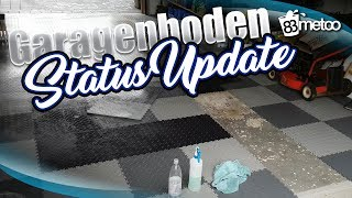Fortelock Garagenboden Feedback nach 9 Monaten | Garagenbodenbeschichtung mit PVC Fliesen | 83metoo