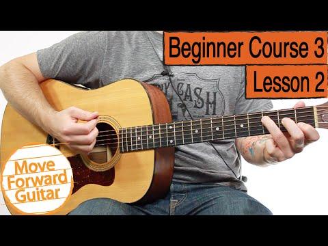 Beginner Guitar Course 3 - Chord Progressions 1