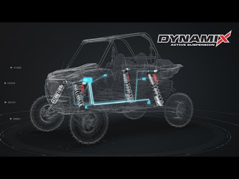 2018 Polaris RZR XP Turbo EPS Dynamix Edition in Wytheville, Virginia - Video 1