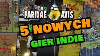 Nowe gry: 5 gier niezależnych (styczeń 2019)