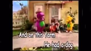 Barney: Old McDonald
