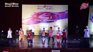 Bhangra Ta Sajda | Nachde Ne Saare | Gallan Goodiyaan | Kids Dance Performance | Kids Choreography