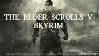 Skyrim Dark Souls Main Menu Randomizer all backgrounds with Particles and different DS Music Tracks