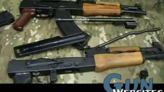 Draco AK47 Pistol Blew Up