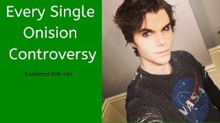 EVERY ONISION CONTROVERSY EVER: Explained w/ Info