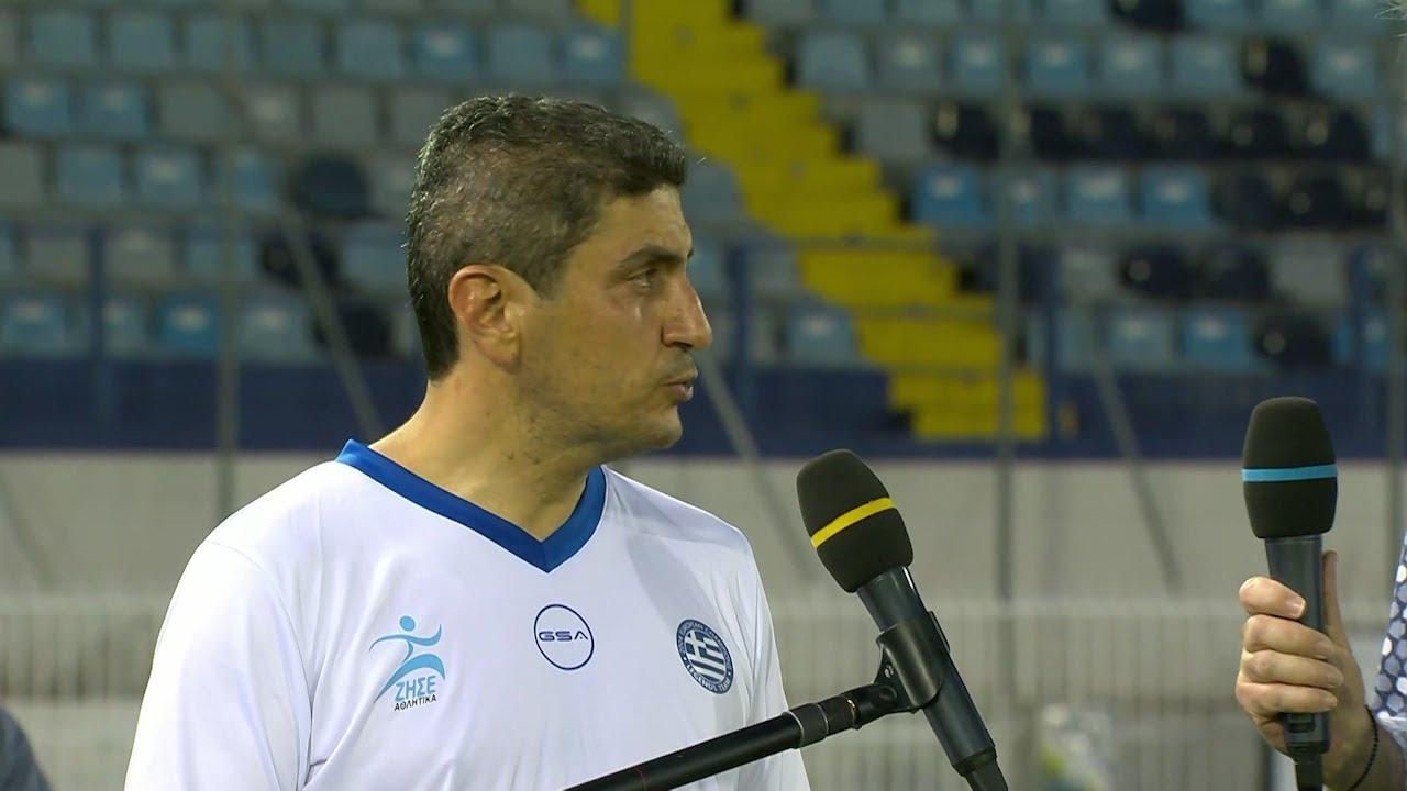 Λ.Αυγενάκης : Το πλάνο της επιστροφής φιλάθλων στα γήπεδα   30/06/2021   ΕΡΤ
