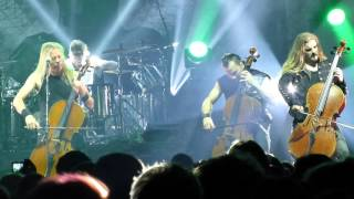 04 House Of Chains - Apocalyptica - Columbiahalle - Berlin - 2015-10-05 HD