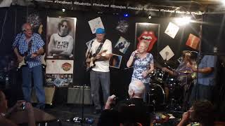 CC RIDER, CHUCK WILLIS COVER; Twin Kegs Blues Jam