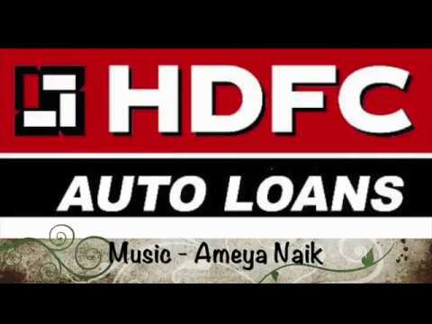 HDFC AUTO LOANS ( audio track )