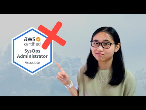 I failed an AWS Exam TWICE (Mistakes to avoid for SysOps ...