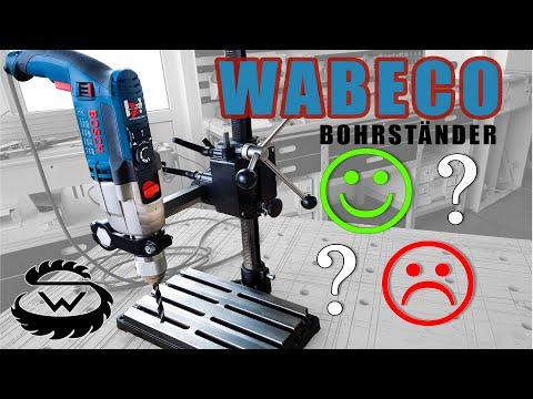 WABECO BOHRSTÄNDER Erfahrung | Meine EHRLICHE Meinung !!!