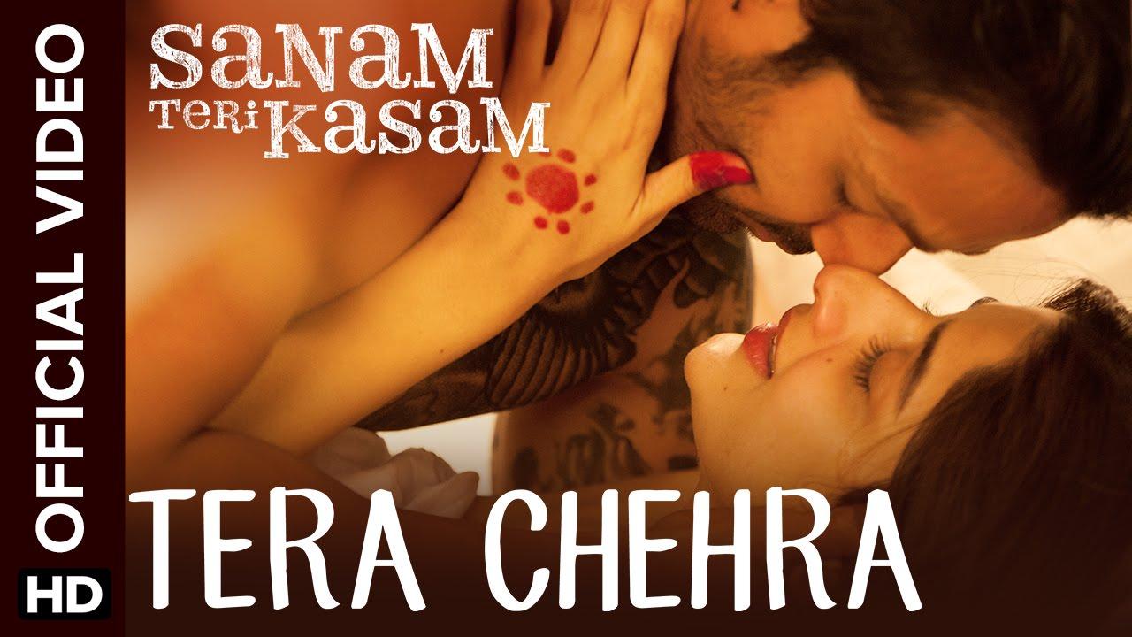Tera Chehra Lyrics In English -Sanam Teri Kasam