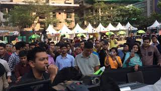 Alo unplugged live by Tahsan