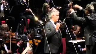 """Andrea Bocelli -  """"Adeste Fidelis"""" - MGM Grand Arena 12/6/2014"""