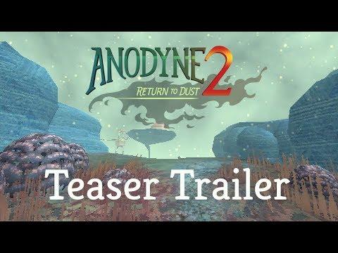 Anodyne 2: Return to Dust | Teaser Trailer | January 2019 thumbnail