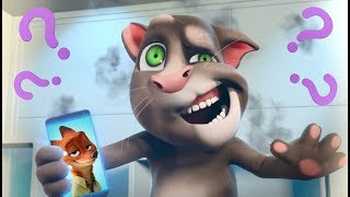 Talking Tom sings The Fox (What Does The Fox Say?) Ylvis