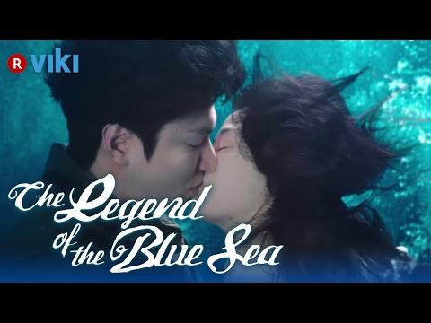 The Legend of the Blue Sea - EP 2 | Jun Ji Hyun & Lee Min Ho's Under the Sea Kiss