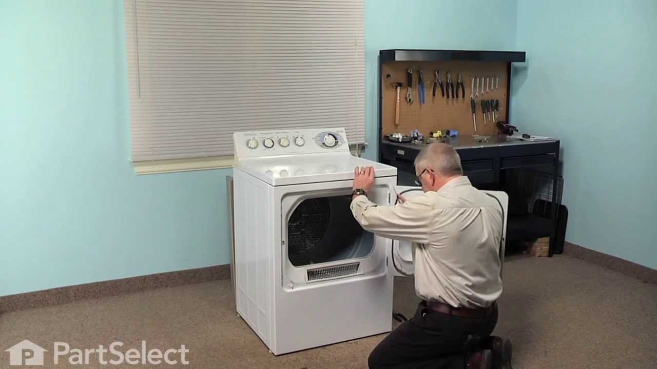 Replacing your General Electric Dryer High Limit Thermostat - L315-65