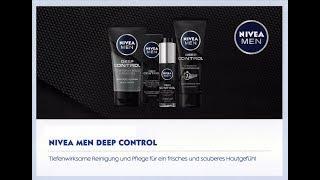 NIVEA® - Deep Control Produkttest