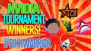 Nvidia PUBG Invitational Winners | Highlights/Funny Moments | PUBG INDIA