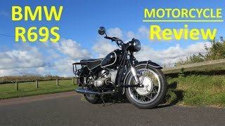 BMW R69S - Motorcycle Review