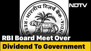 RBI Approves Dividend Payout Of ₹ 57,000 Crore To Government