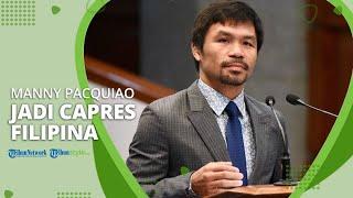 Petinju Manny Pacquaio Calonkan Diri Jadi Calon Presiden Filipina, Kritik Kinerja Duterte Selama Ini