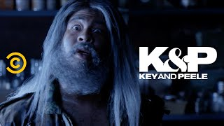 Retired Military Specialist - Key & Peele