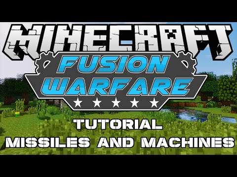 Minecraft Fusion Warfare Mod Spotlight #2