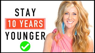 Look 10 Years Younger Over 50 || 5 Tips To Stay Younger Longer