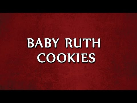 Baby Ruth Cookies | EASY RECIPES
