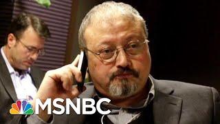 Why Are Conservatives Pushing Anti-Khashoggi Propaganda? | MTP Daily | MSNBC