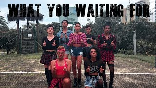 Z-GIRLS - What You Waiting For | Dance Cover | Rainbow+
