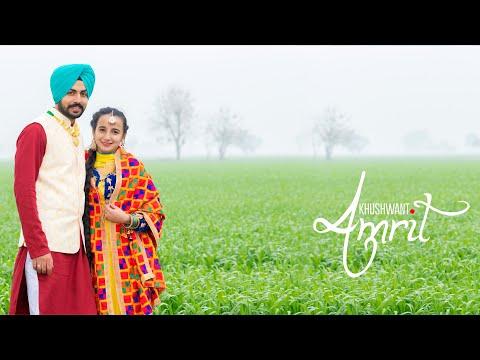 Pre-wedding - Khushwant + Amrit -  Udaarian  - Satinder Sartaaj | Jatinder Shah | Sufi Love Songs